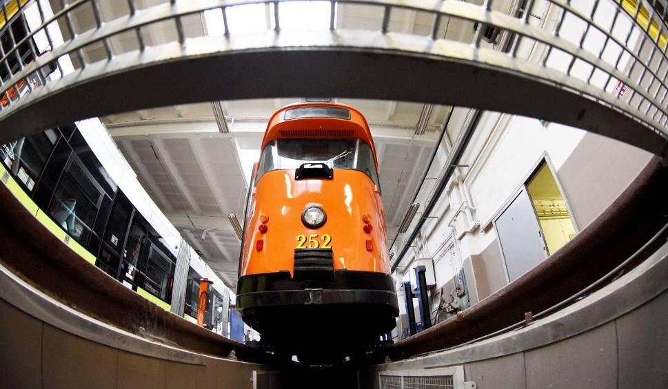 Film do artykułu: Tutaj zimują gorzowskie tramwaje. Odwiedzamy zajezdnię Miejskiego Zakładu Komunikacji w Gorzowie