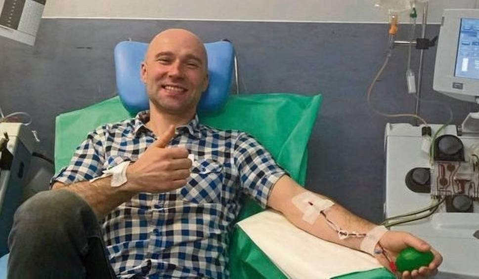 Film do artykułu: Sokolniczanin dostał szansę uratowania życia