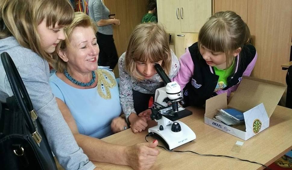 Film do artykułu: Szkoła w Lasocinie w gminie Łopuszno z nowym sprzętem do pomiarów oraz badań przyrodniczych