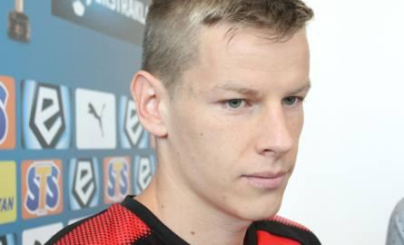 Jakub Żubrowski nie zagra w Lubinie