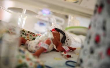 Nela, Kaja, Zosia, Malwina, Tymon i Filip - takie imiona wybrali dla swoich dzieci rodzice sześcioraczków urodzonych 20 maja 2019 r. w krakowskim Szpitalu