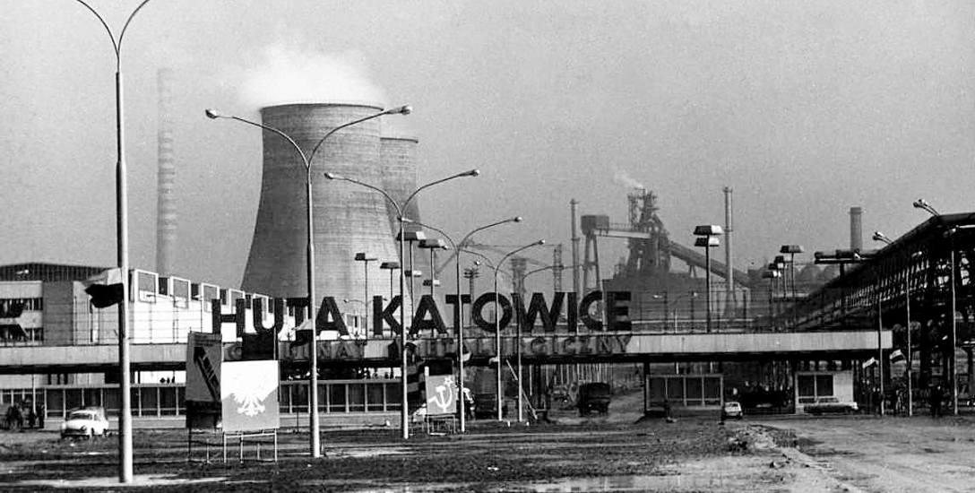"""Jak powstawała Huta Katowice? Zapomniany serial """"Ślad na ziemi"""""""