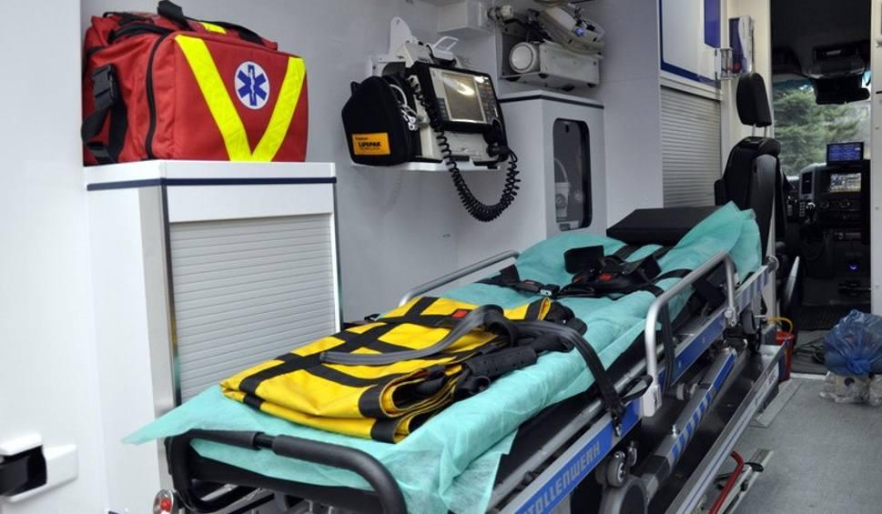 Film do artykułu: Brutalny napad na ratowniczkę w ambulansie. Sprawca po dopalaczach