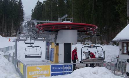 Czeskie ośrodki narciarskie już szykują się do produkcji sztucznego śniegu. To zdjęcie zrobiliśmy przed rokiem.