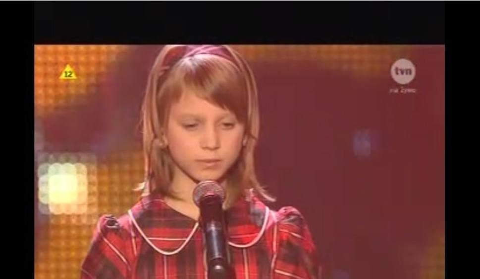 """Film do artykułu: Klaudia Kulawik - smutna dziewczynka z """"Mam talent"""". Zobacz jak dziś wygląda!"""