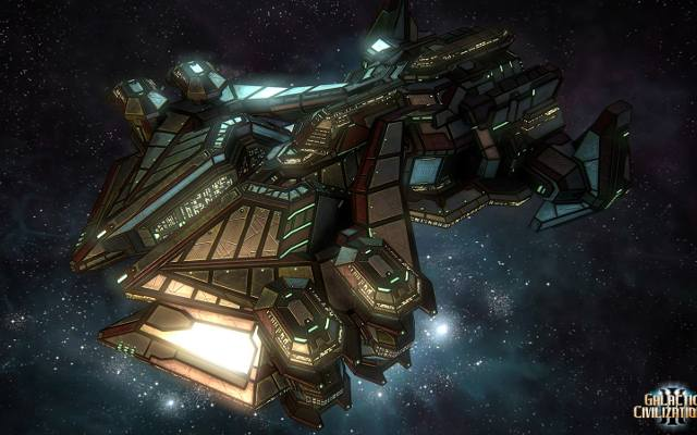 Galactic Civilizations III: Są pierwsze obrazki