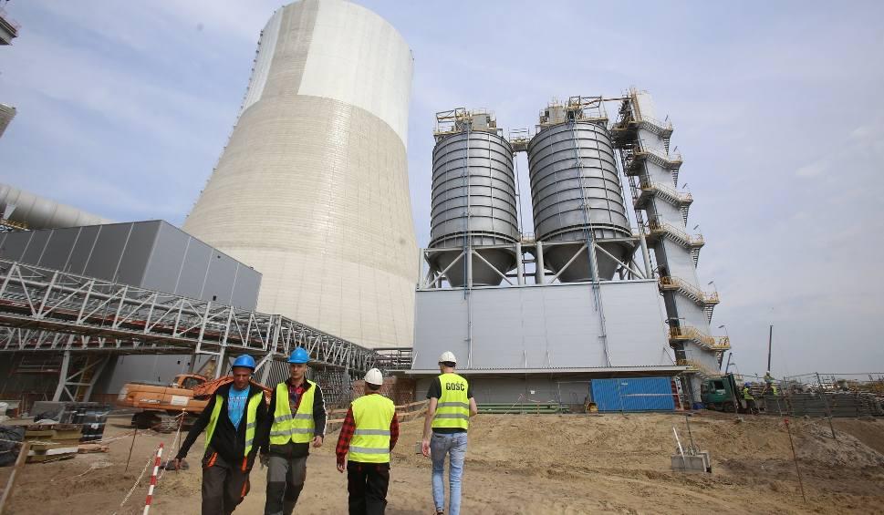 Film do artykułu: Nowy blok energetyczny w Jaworznie gotowy w ponad 60 procentach WIDEO+ZDJĘCIA