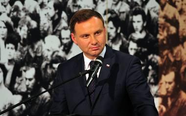Senat odrzucił wniosek prezydenta Andrzeja Dudy o zarządzenie referendum