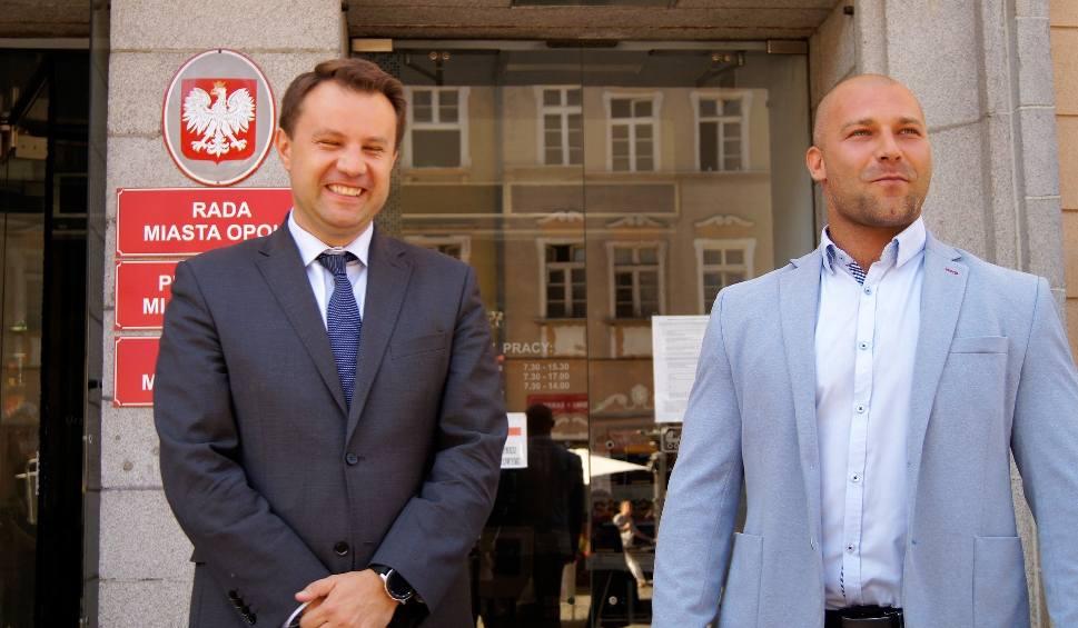 Film do artykułu: Bartłomiej Bonk startuje w wyborach do rady miasta Opola z listy Arkadiusza Wiśniewskiego [WIDEO]