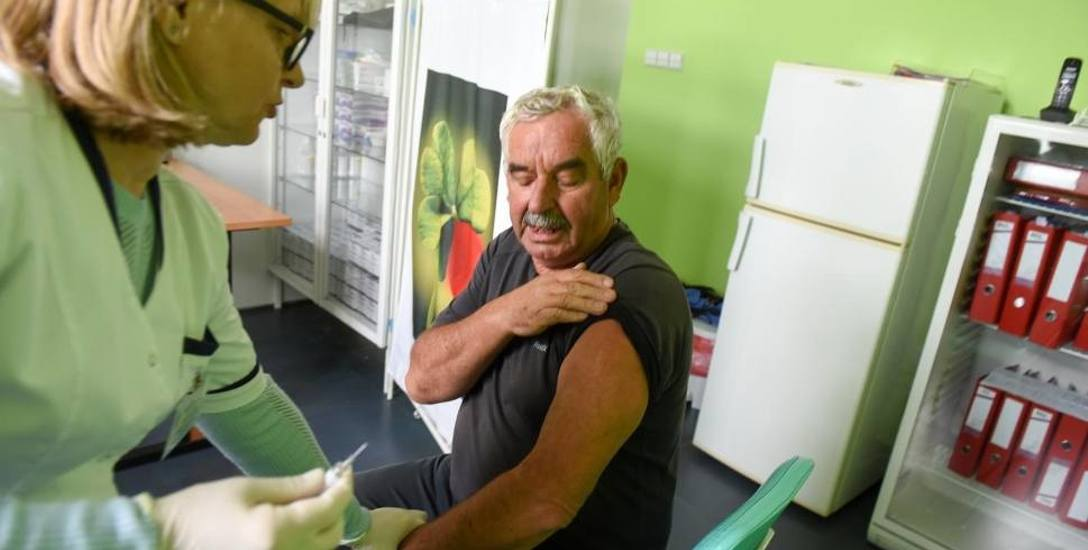 Bezpłatnych szczepionek w Skierniewicach nie ma i nie będzie
