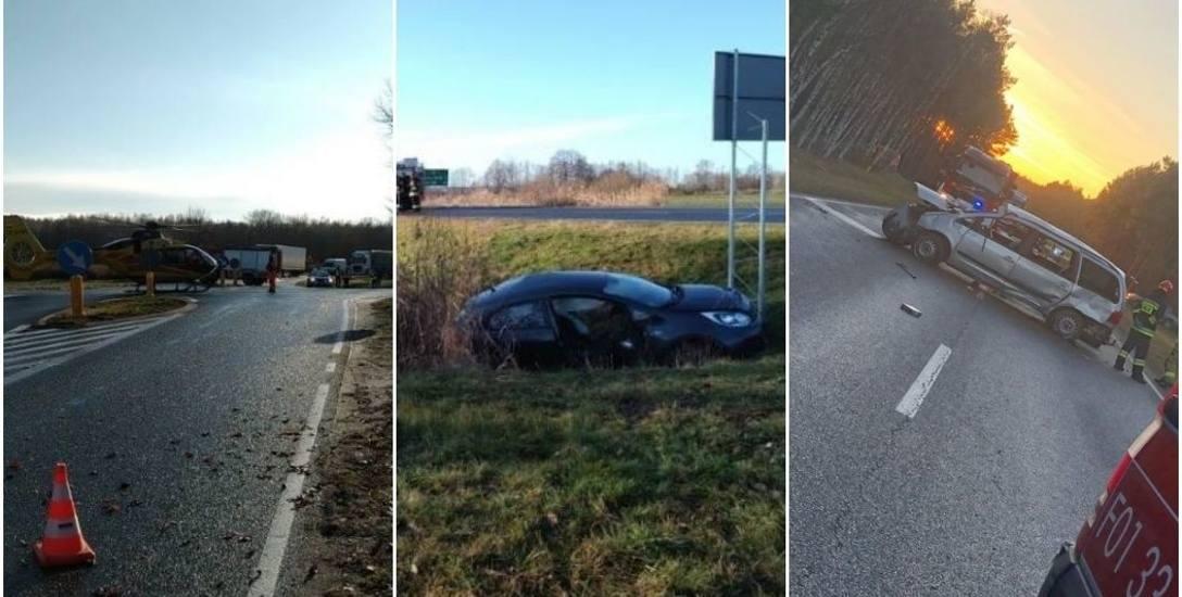 Na drodze krajowej nr 32 w okolicach Gubina często dochodzi do wypadków. Przebudowa dwóch skrzyżowań na ronda ma zwiększyć bezpieczeństwo.