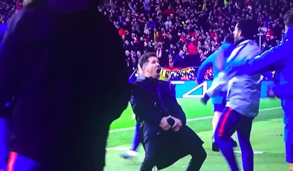 Film do artykułu: Liga Mistrzów. Po meczu Atletico - Juventus: Obsceniczna cieszynka Diego Simeone. Cristiano Ronaldo mówił o trofeach