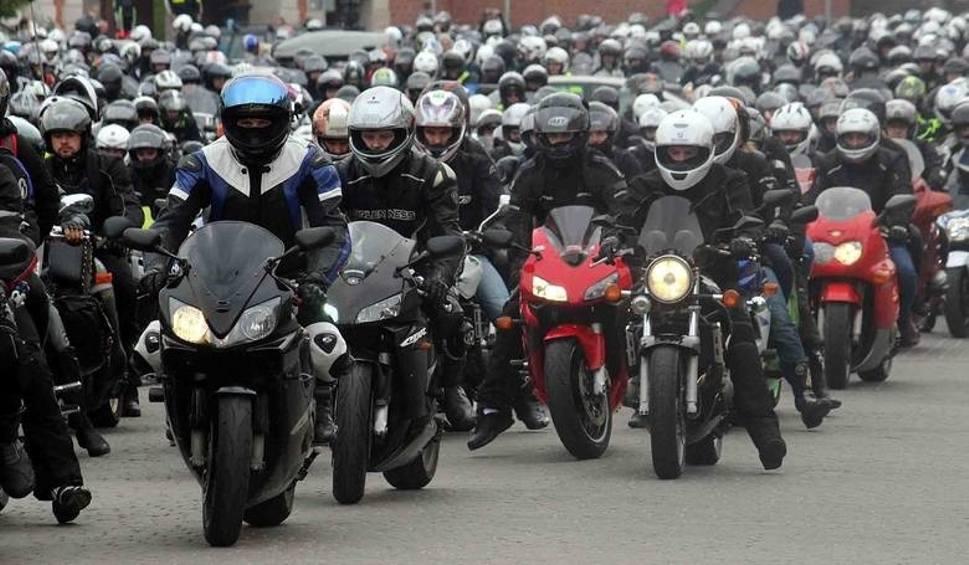 Film do artykułu: Rozpoczęcie sezonu motocyklowego w Lublinie. Parada przejedzie ulicami miasta