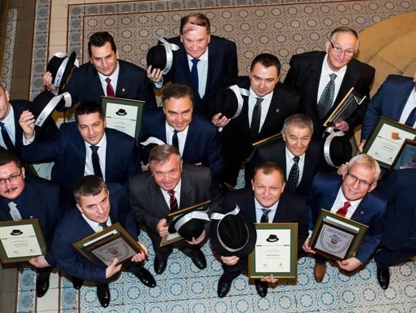 Najlepsi wójtowie i burmistrzowie w Małopolsce wybrani