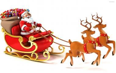 Jak prezenty znani dają na Mikołaja?