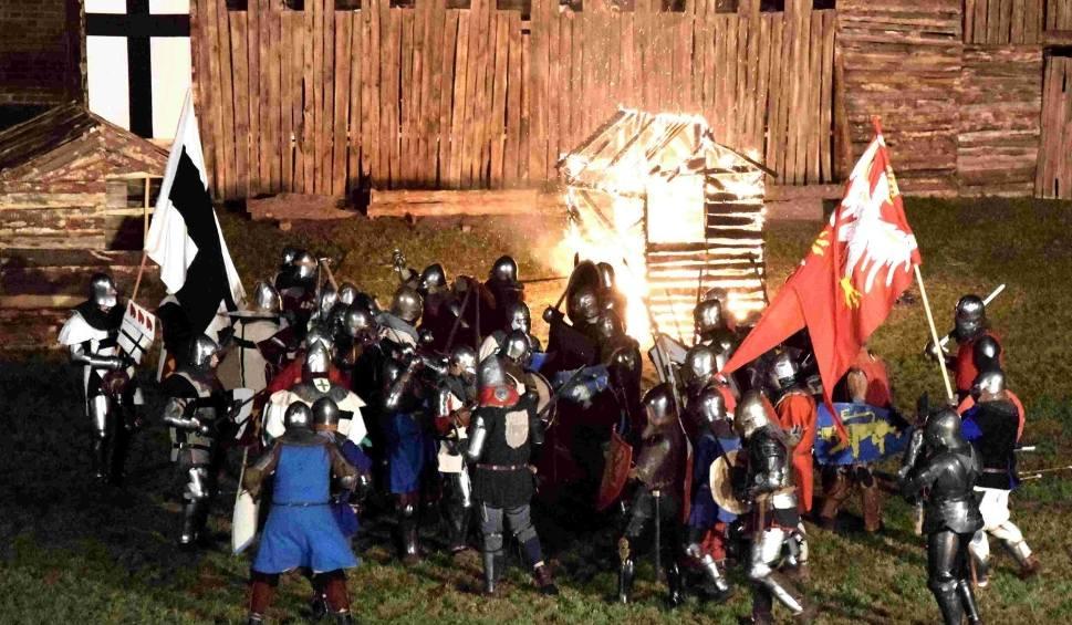 Film do artykułu: Trwa Oblężenie Malborka, wielka średniowieczna impreza [WIDEO,ZDJĘCIA]