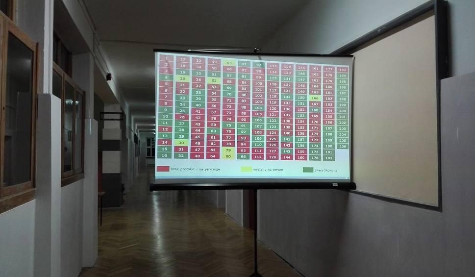 Film do artykułu: Wybory samorządowe 2018. W komisjach w Lublinie jeszcze trwa liczenie głosów