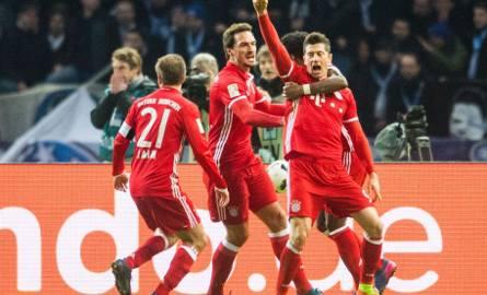 Hertha Berlin - Bayern Monachium 1:1