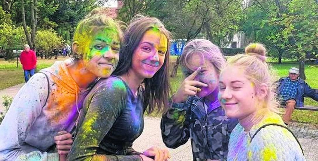 W ubiegłym roku jedną z propozycji, która wygrała i została zrealizowana z Budżetu Obywatelskiego, był Festiwal Kolorów
