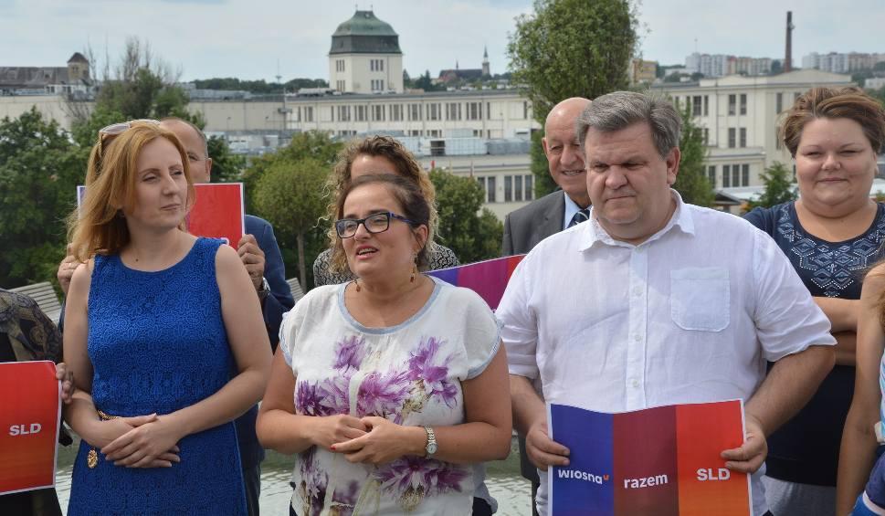 Film do artykułu: Wiosna, SLD i Razem idą wspólnie do wyborów. Partyjni liderzy ogłosili koalicję w Lubuskiem
