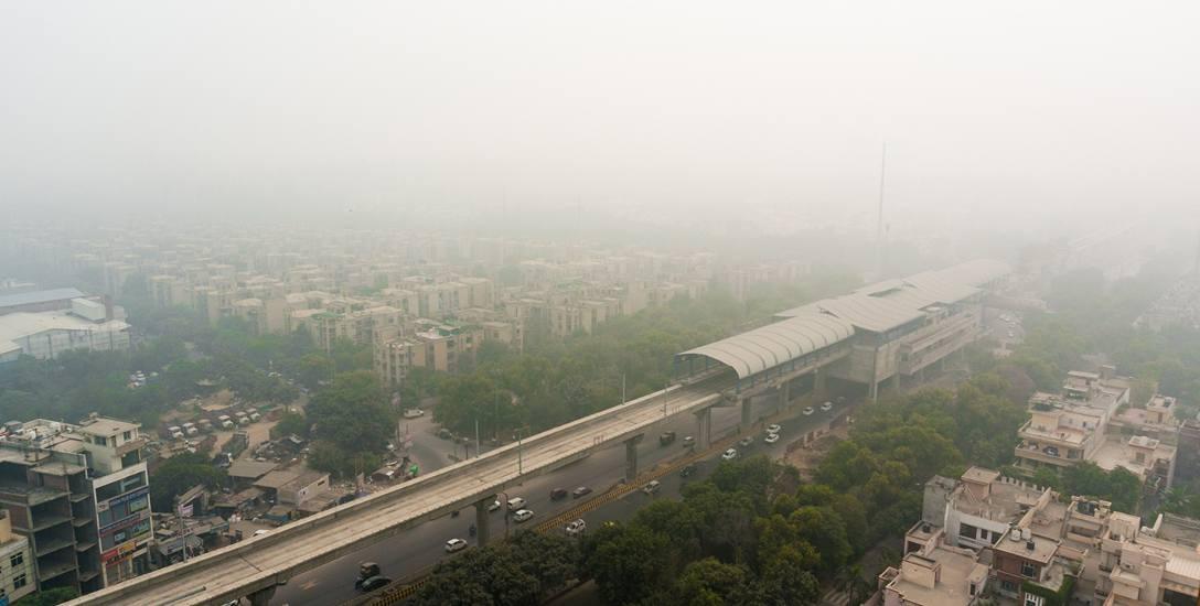 Jak walczyć ze smogiem – najbardziej dotknięte smogiem kraje świata