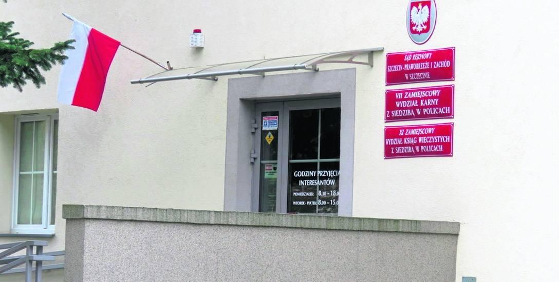Decyzja likwidacji Wydziałów Zamiejscowych w Policach Sądu Rejonowego Szczecin-Prawobrzeże i Zachód w Szczecinie jest nadal rozważana. Siedziba w Policach