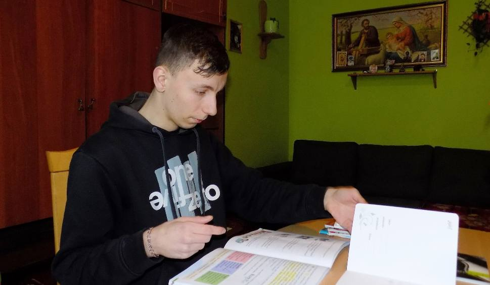 Film do artykułu: Wiele osób chce pomóc Mateuszowi z Przemyśla