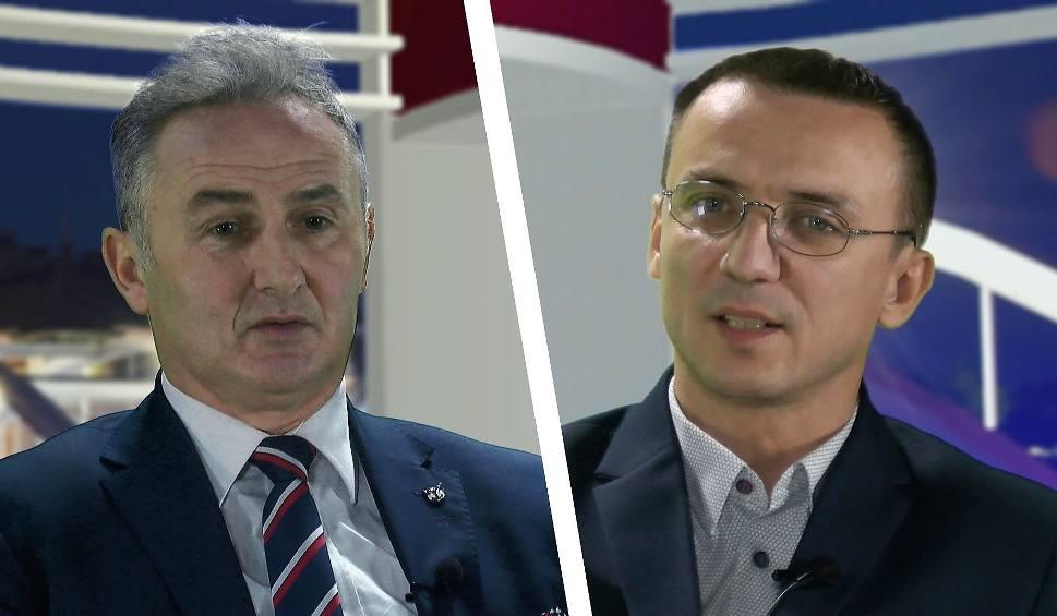 Film do artykułu: Jerzy Wrębiak kontra Grzegorz Chrzanowski. Kto zostanie burmistrzem Brzegu?