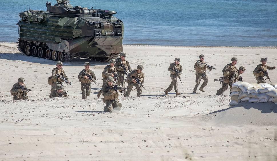 Film do artykułu: NATO broni w Ustce. Ćwiczenia TOBRUQ LEGACY-19
