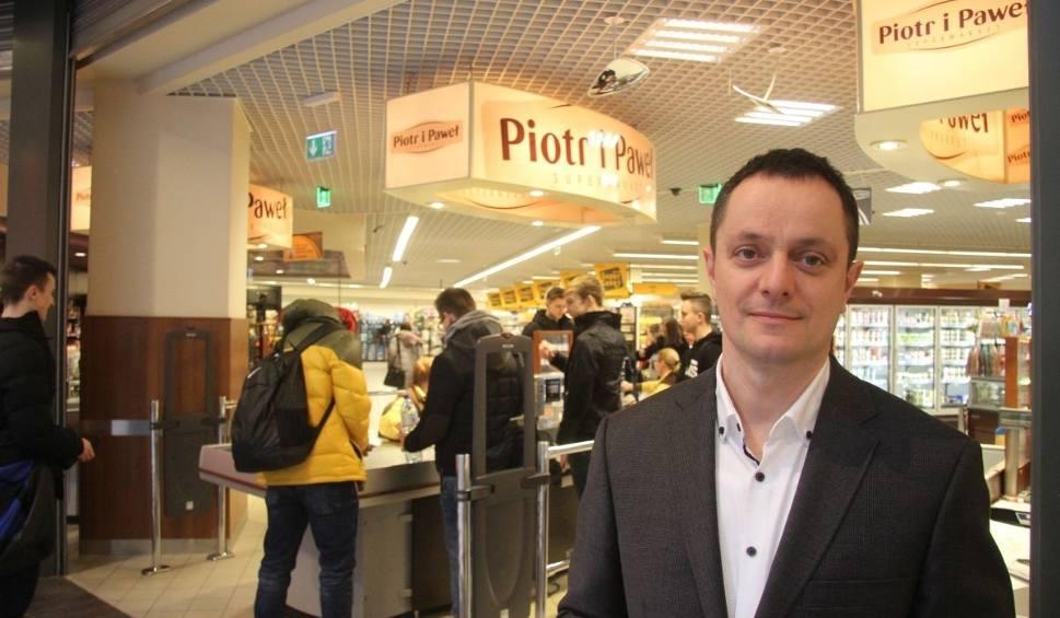 Koniec Marketu Piotr I Paweł W Kielcach Teraz W Galerii Korona