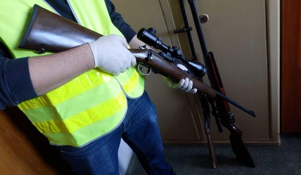Film do artykułu: Broń i amunicja u 29-latka z powiatu sandomierskiego