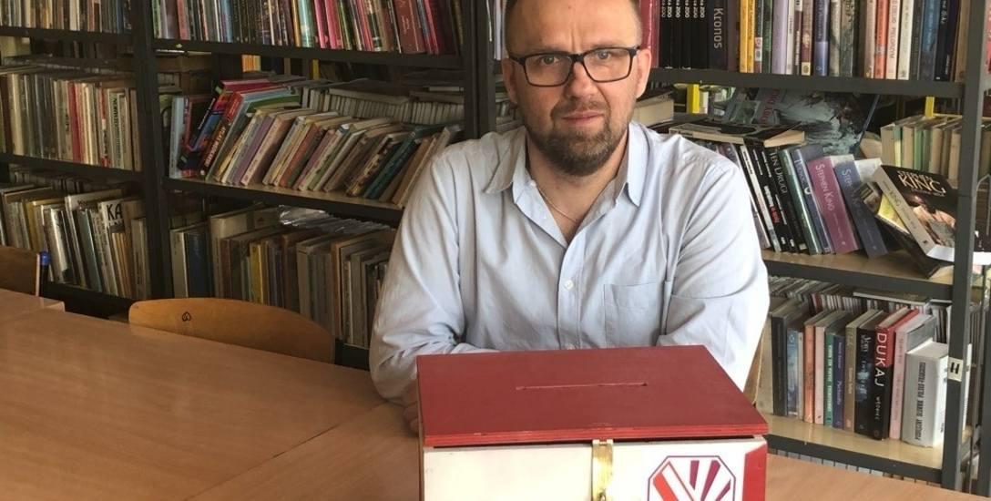 - Nauczycielka zrobiła wszystko, by referendum nie było ważne - mówi Zenon Siwiński, prezes oddziału witnickiego ZNP