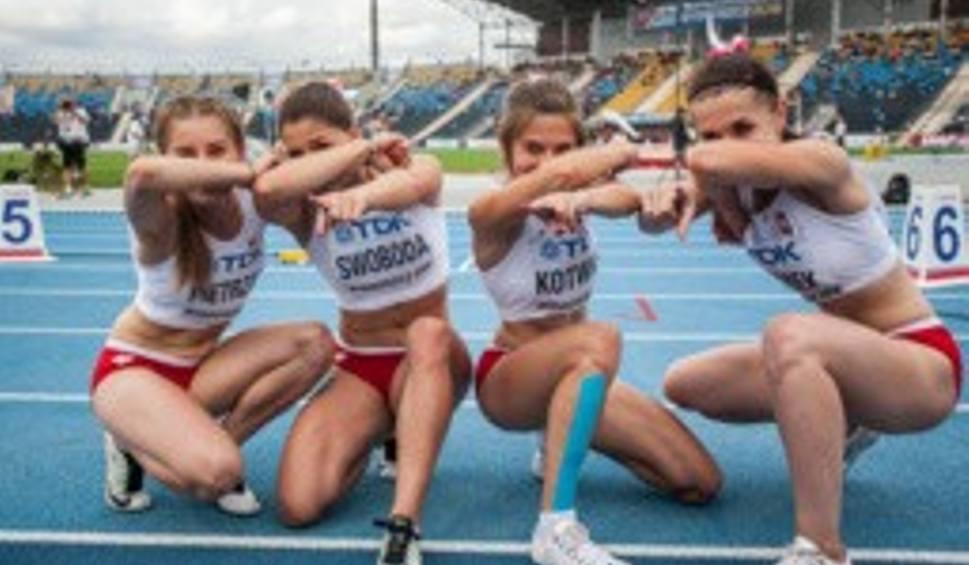 Film do artykułu: Martyna Kotwiła z ZTE Radom szósta w sztafecie 4x100 metrów na Mistrzostwach Europy seniorów w Berlinie