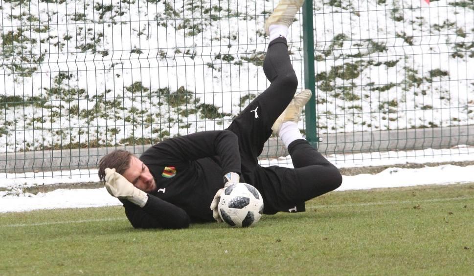 Film do artykułu: Michał Miśkiewicz, bramkarz Korony: Kibice mogą nam bardzo pomóc w meczu z Lechią