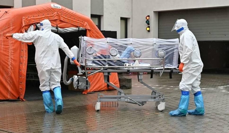 Film do artykułu: Koronawirus w Świętokrzyskiem. Mniej zakażeń, ale wciąż dużo ciężkich przypadków