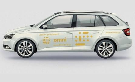 Drive omni, czyli Škoda na minuty. Bez kupowania, tylko gdy jest potrzebna