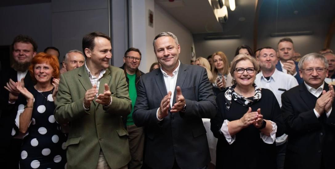 Wybory Samorządowe 2018 w Bydgoszczy - sztab Rafała Bruskiego.
