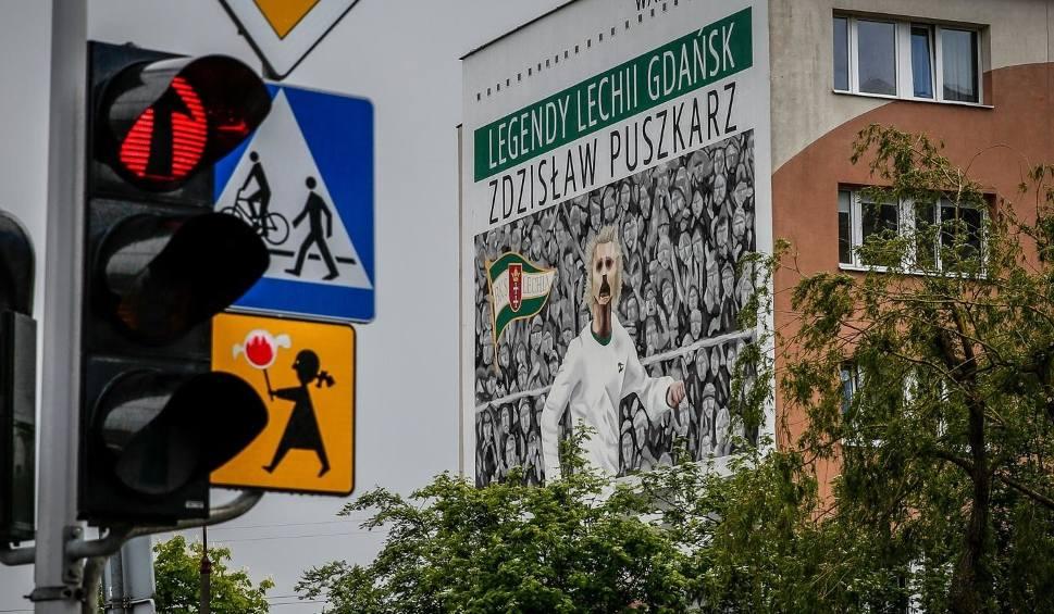 Film do artykułu: Graffiti kibiców Lechii zlokalizowane w różnych dzielnicach Gdańska [GALERIA]