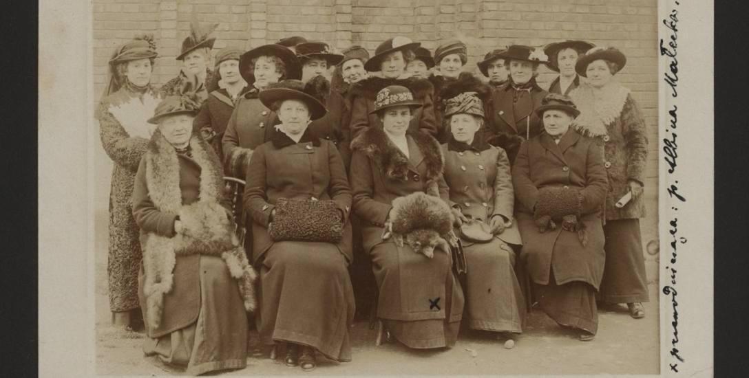 Członkinie oddziału Ligii Kobiet organizowały wiele przedsięwzięć o charakterze patriotycznym