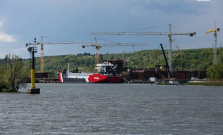 Kazimierz Drzazga: - By dalej być nowoczesnym i konkurencyjnym, port musi się rozwijać, stąd decyzja o budowie Głębokowodnego Terminalu Konteneroweg