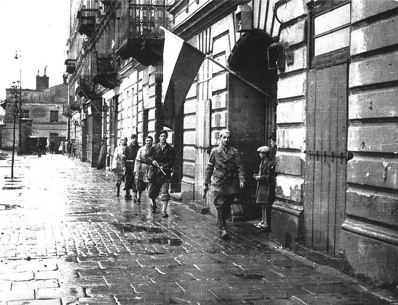 Ślązacy w Powstaniu Warszawskim. Wierzyliśmy, że walka ma sens