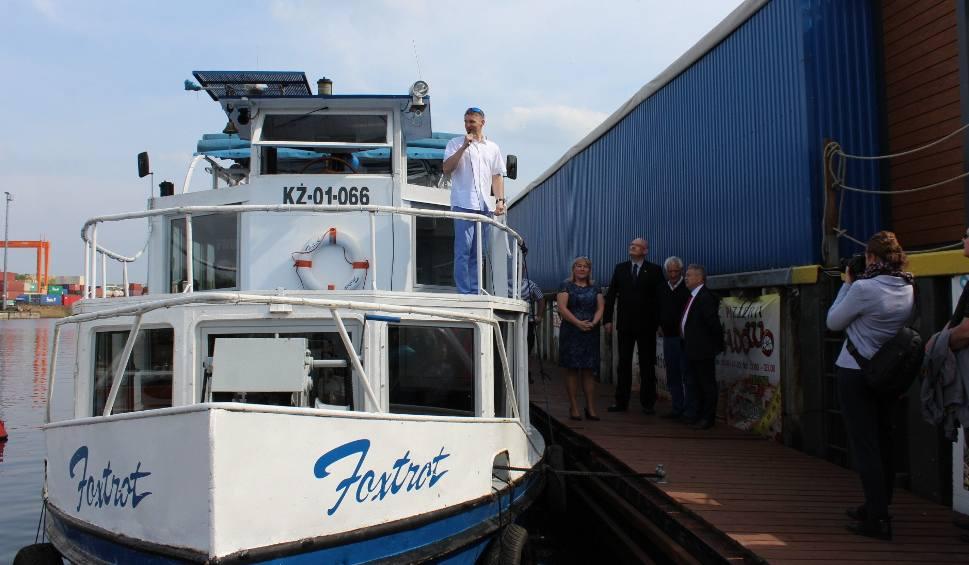 Film do artykułu: Marina Gliwice oficjalnie otworzyła sezon turystyczny. Jacht za milion zł wypłynął w rejs WIDEO+ZDJĘCIA