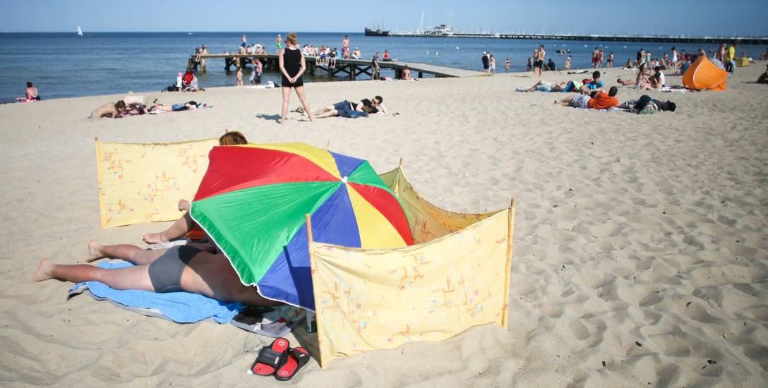 Nadmorskie kurorty czeka oblężenie w długi weekend
