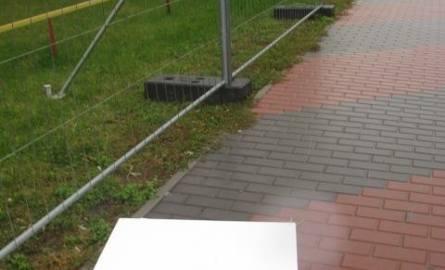 Zdjęcie dnia. Zobacz, co zniszczył wiatr w Ostrołęce