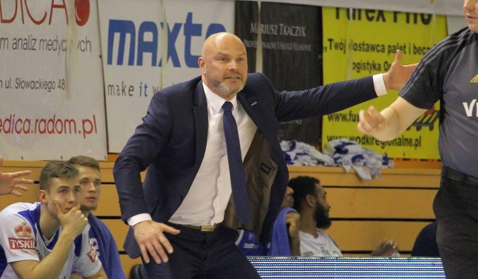 Film do artykułu: Wojciech Kamiński, trener Rosy Radom opowiada o najbliższych planach