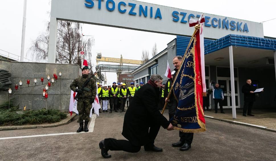 Film do artykułu: Rocznica szczecińskiego Grudnia' 70. 48 lat temu rozpoczął się Czarny Czwartek. Ich ofiara nie poszła na marne [ZDJĘCIA]