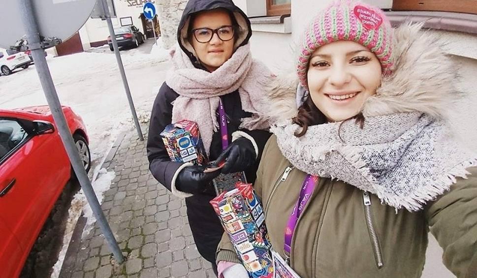 Film do artykułu: Agata Idziak wolontariuszka WOŚP z Pińczowa zebrała ponad 3 tysiące złotych. Co roku pobija swoje własne rekordy [ZDJĘCIA]