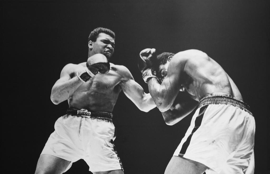 Muhammad Ali u szczytu sławy. 1967 rok. Walka z  Erniem Terrellem [1]