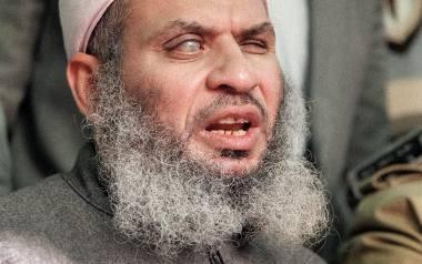 """W więzieniu w USA zmarł """"ślepy szejk"""" Omar Abdel Rahman, skazany za zamach na WTC w 1993 r."""