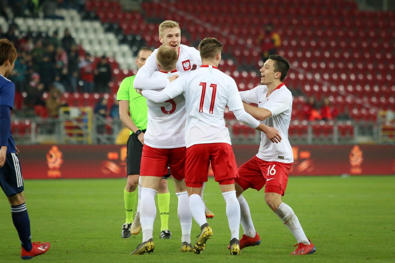 U20: Zdjęcia z meczu Polska - Japonia 4:1 [GALERIA]